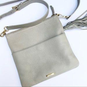 GiGi NY Scout Leather Crossbody Bag